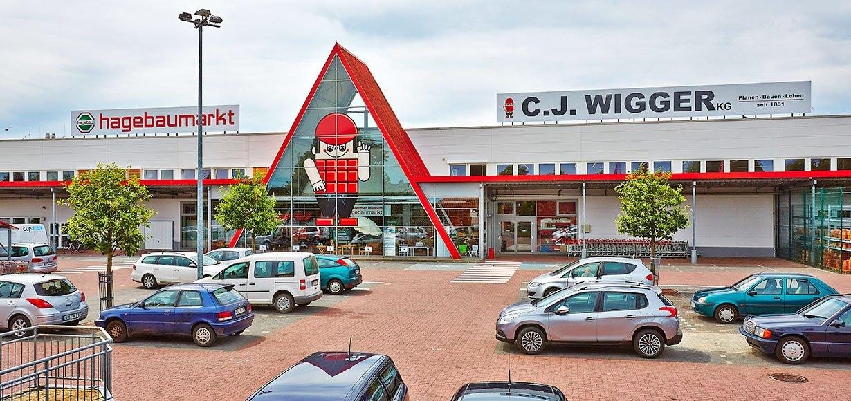 Baumärkte C J Wigger Kg Baustoffhandel Neumünster